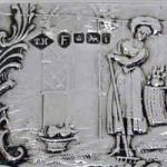 Клейма мастеров золотого и серебряного дела в Англии