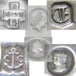 Юбилейные и памятные клейма на английских серебряных изделиях